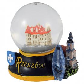 Snow globe Rzeszow 45 mm