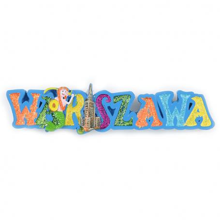 Brocade aimant Varsovie