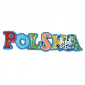Aimant en brocart Pologne