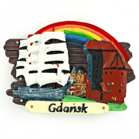 Kühlschrank Magnettafel Gdansk Crane