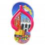 Clip en plastique aimant réfrigérateur - volets Gdansk