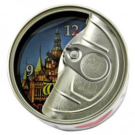 Uhr in einer Dose Breslau