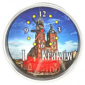 Horloge dans un cannette Cracovie