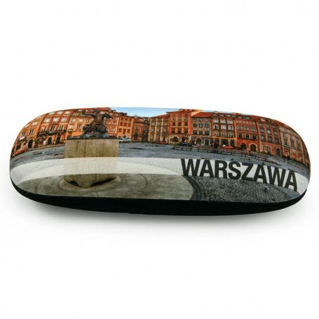 Mallette pour les verres Warsaw Old Town Market Square