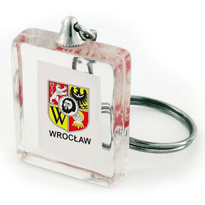 Porte-clé cube Wroclaw