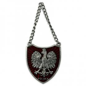 Coat of arms of Poland eagle