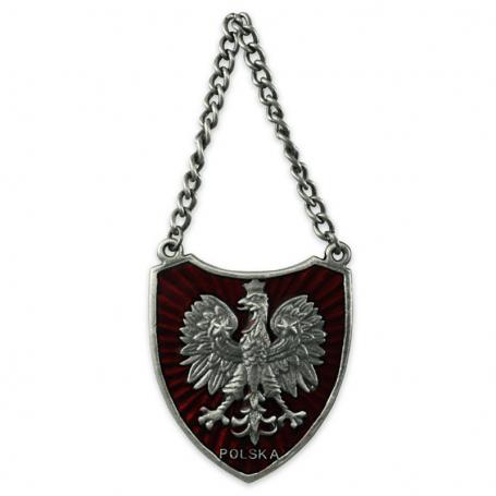 Escudo héroe - Águila