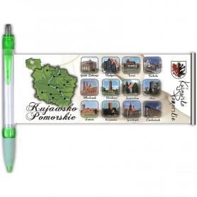 Una penna Kujawsko-Pomorskie