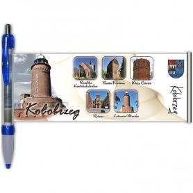Długopis rozwijany Kołobrzeg