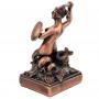 Petite statuette de sirene de Varsovie