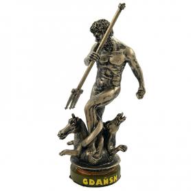 Statuette Danzig Neptun