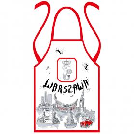 Fartuch kuchenny Warszawa