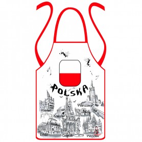 Kitchen apron Poland