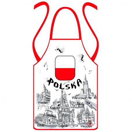 Delantal de cocina Polonia