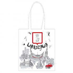Cotton bag Warsaw