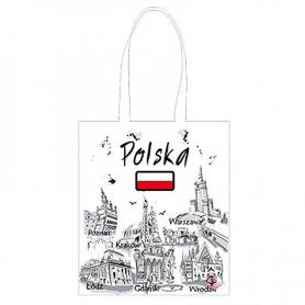 Cotton bag Poland