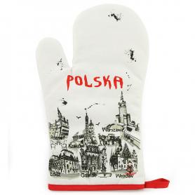 Der Küchenhandschuh Polen