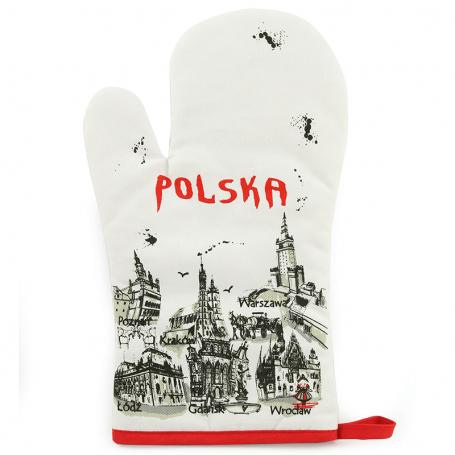 Rękawica kuchenna Polska