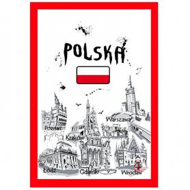 Ściereczka kuchenna Polska