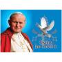 Carte postale 3D Saint Jean Paul II