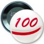 Button przypinka, pin 100 lat Niepodległości