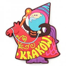 Fridge magnet magnet Krakow - fairy tale fairytale