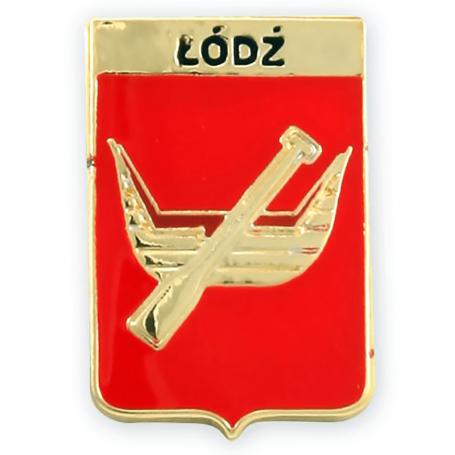 Pin, bote de Lodz