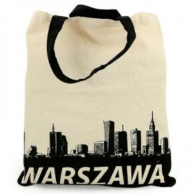 Canvas bag Warsaw