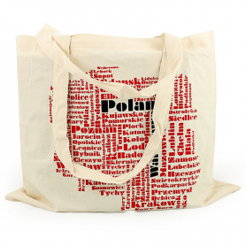 Canvas bag KONTUR POLSKI