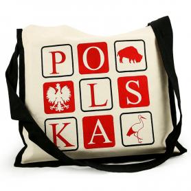 Canvas bag POLAND