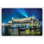 Carte postale 3D Halle aux draps de Cracovie