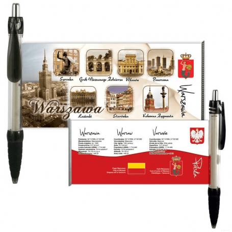Stiliaus rutulinis rašiklis Varšuva