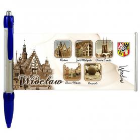 Długopis rozwijany Wrocław