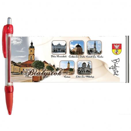 Un stylo inspiré Białystok