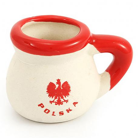 Kufelek barłyka mini Polska