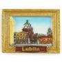 Frigo magnet image Lublin Gate Krakowska