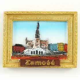 Kühlschrankmagnet Bild Zamosc