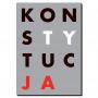 Sticker affiche CONSTITUTION