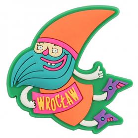 Fridge magnet Wroclaw - dwarf