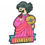 Magnes na lodówkę Toruń - Kopernik