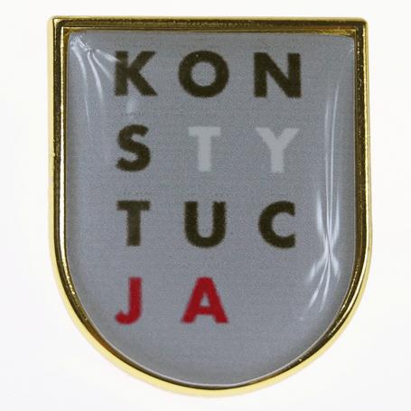 PIN, Stift KONSTITUTION Poster