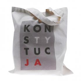 Cotton bag CONSTITUTION