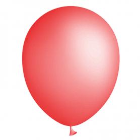 Balon czerwony Standard 30 cm