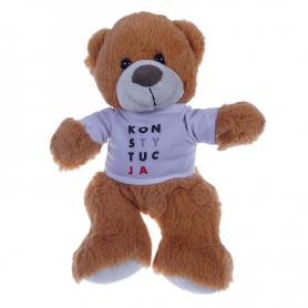 Teddybär Maskottchen KONSTITUTION