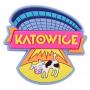Aimant frigo en caoutchouc Katowice - UFO