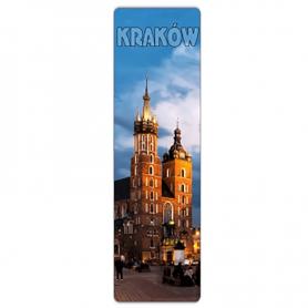 Zakładka 3D, Kraków