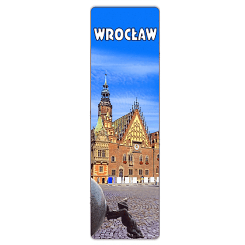 Onglet 3D, Wroclaw
