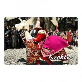 Magnes na lodówkę 2D zmieniające obrazy Kraków