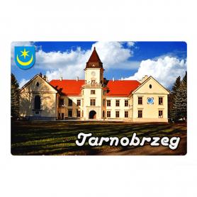 Fridge magnet with a 3D effect Tarnobrzeg