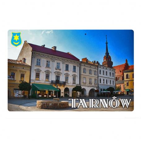 Aimant de réfrigérateur à effet 3D Tarnów